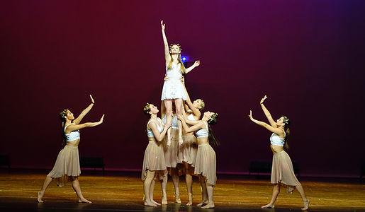 Award-winning dance company