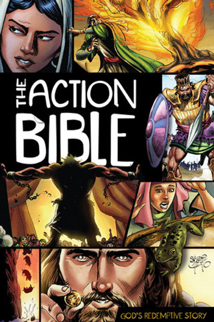 The Action Binble