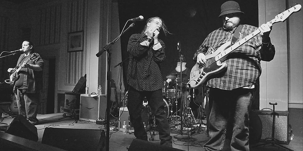 Moe Blues @ Tellus 360, Lancaster
