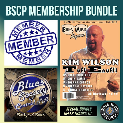 Membership, CD, Subscription Bundle
