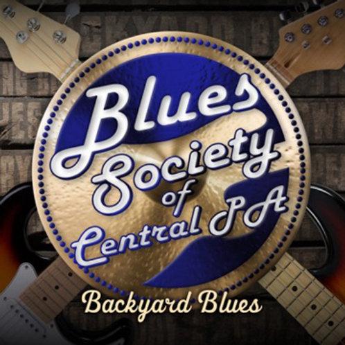 Backyard Blues CD