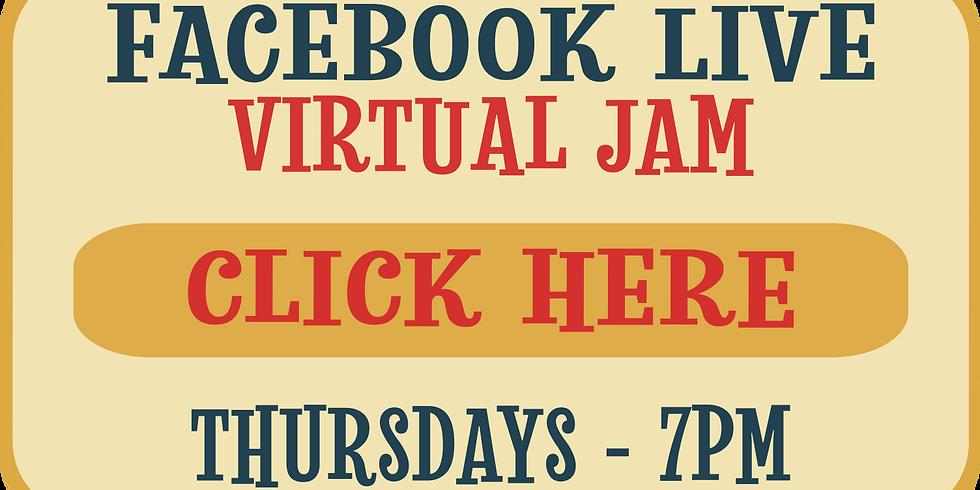 BSCP Virtual Blues Jam