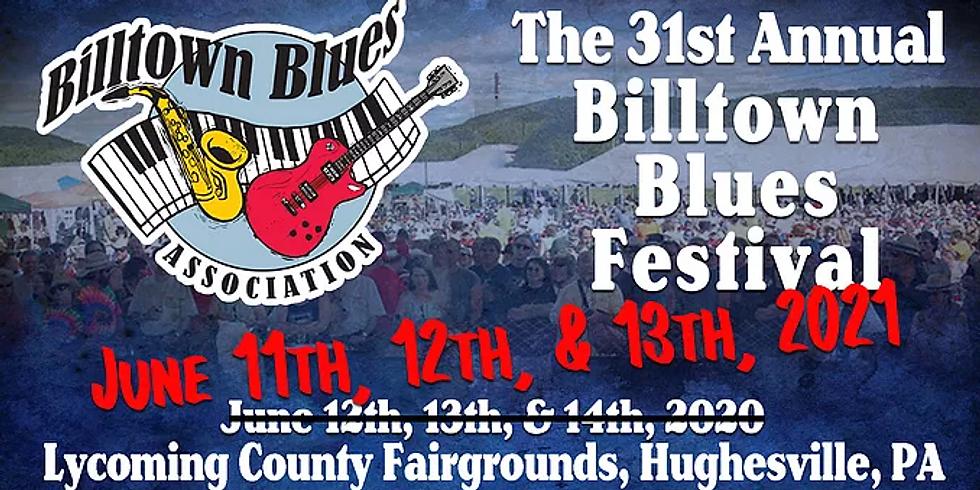 Billtown Blues Festival