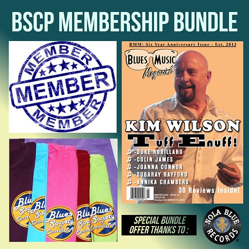 Membership, T-Shirt, Subscription Bundle