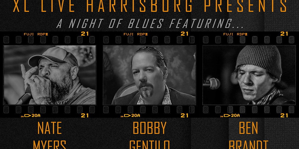 Nate Myers, Bobby Gentilo, & Ben Brandt @ XL Live