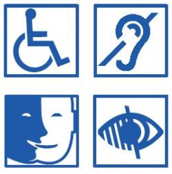 Les différents handicaps