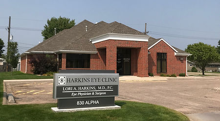 Harkins Eye Clinic