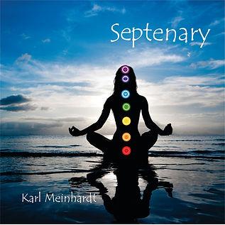 Karl Meinhardt Septenary by Roland Bryce CDBaby.com