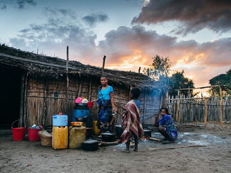 In Madagascar, climate change means public health peril