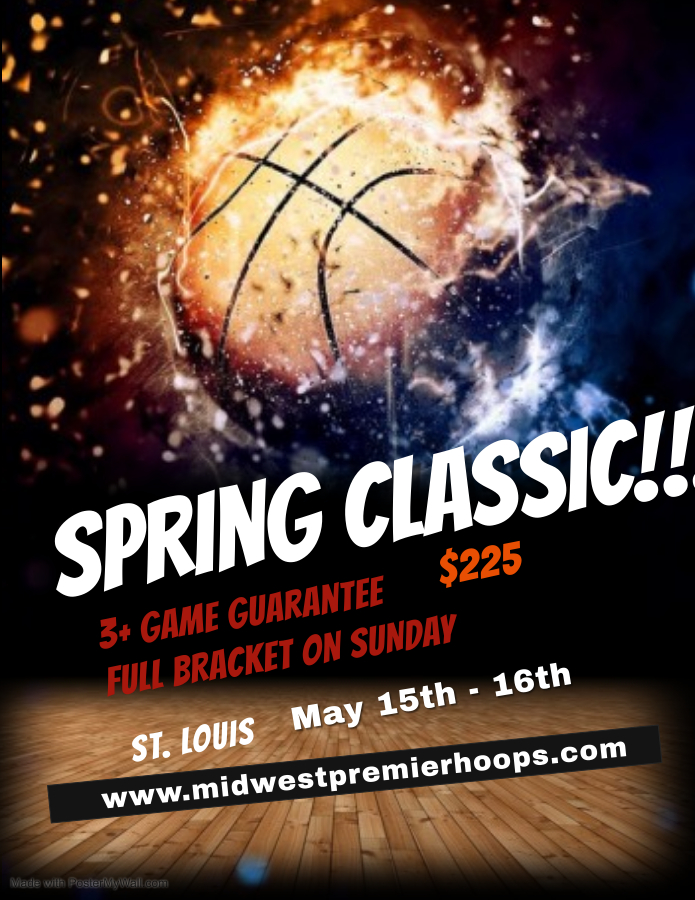 Spring Classic Flyer