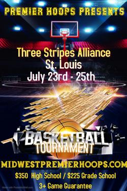 Three Stripes Flyer