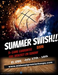 Summer Swish Flyer