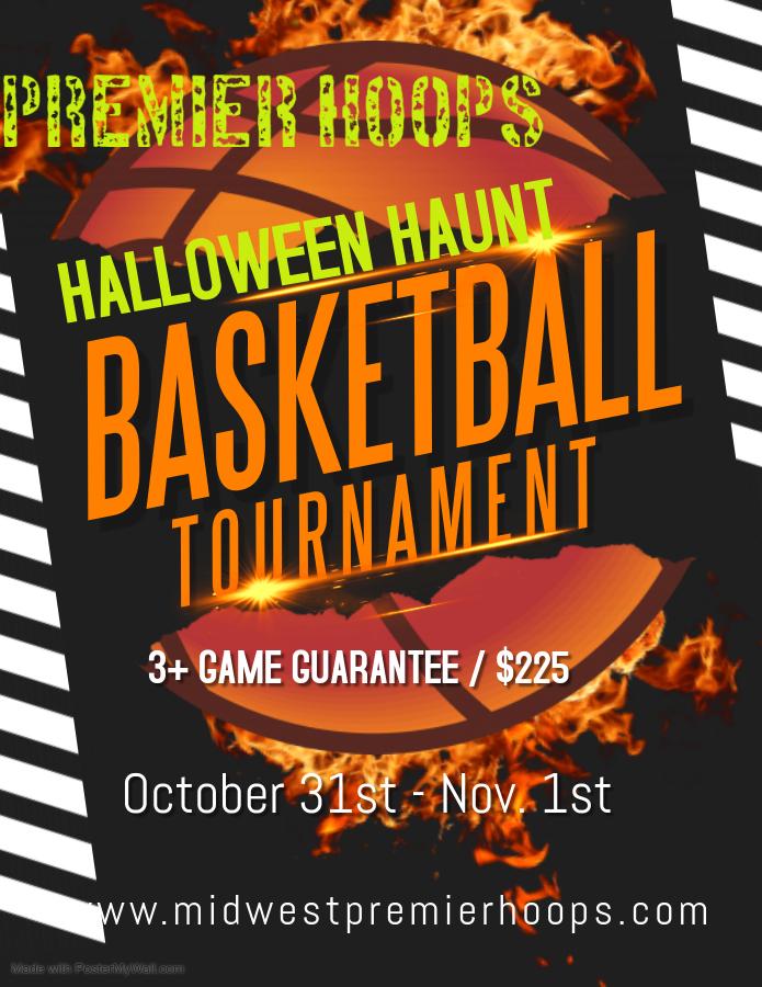 Halloween Haunt Flyer