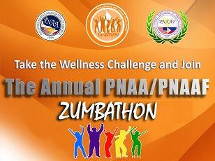 PNAA Zumbathon 2016