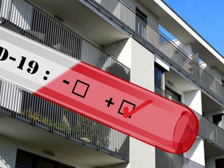 Immobilien-Verwaltungen und LockDown-Szenarium