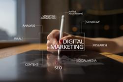 Déploiement de solutions de marketing digital