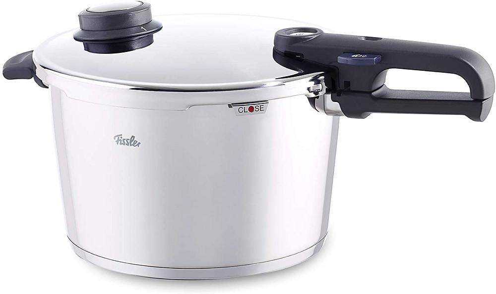 Fissler vitavit premium Pressure Cooker, 8.5 Quart, Silver