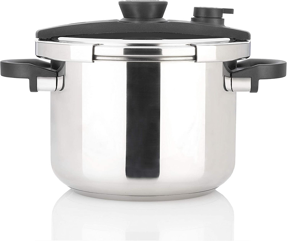 Zavor EZLock 8 Quart Stove-top Pressure Cooker
