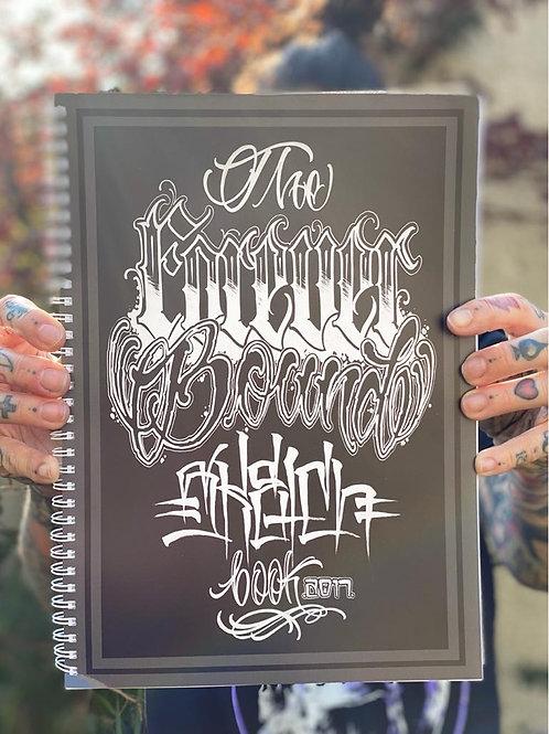 The Forever Bound SketchBook