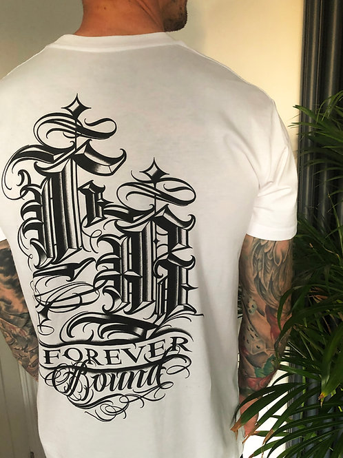 Forever Bound X Justin Burnout T-shirt