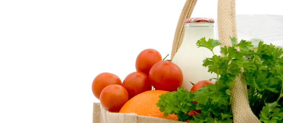 ECO Alphabet: Week 7: Groceries