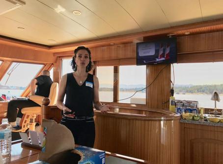 VIP Boat Cruise Pitch & Mix