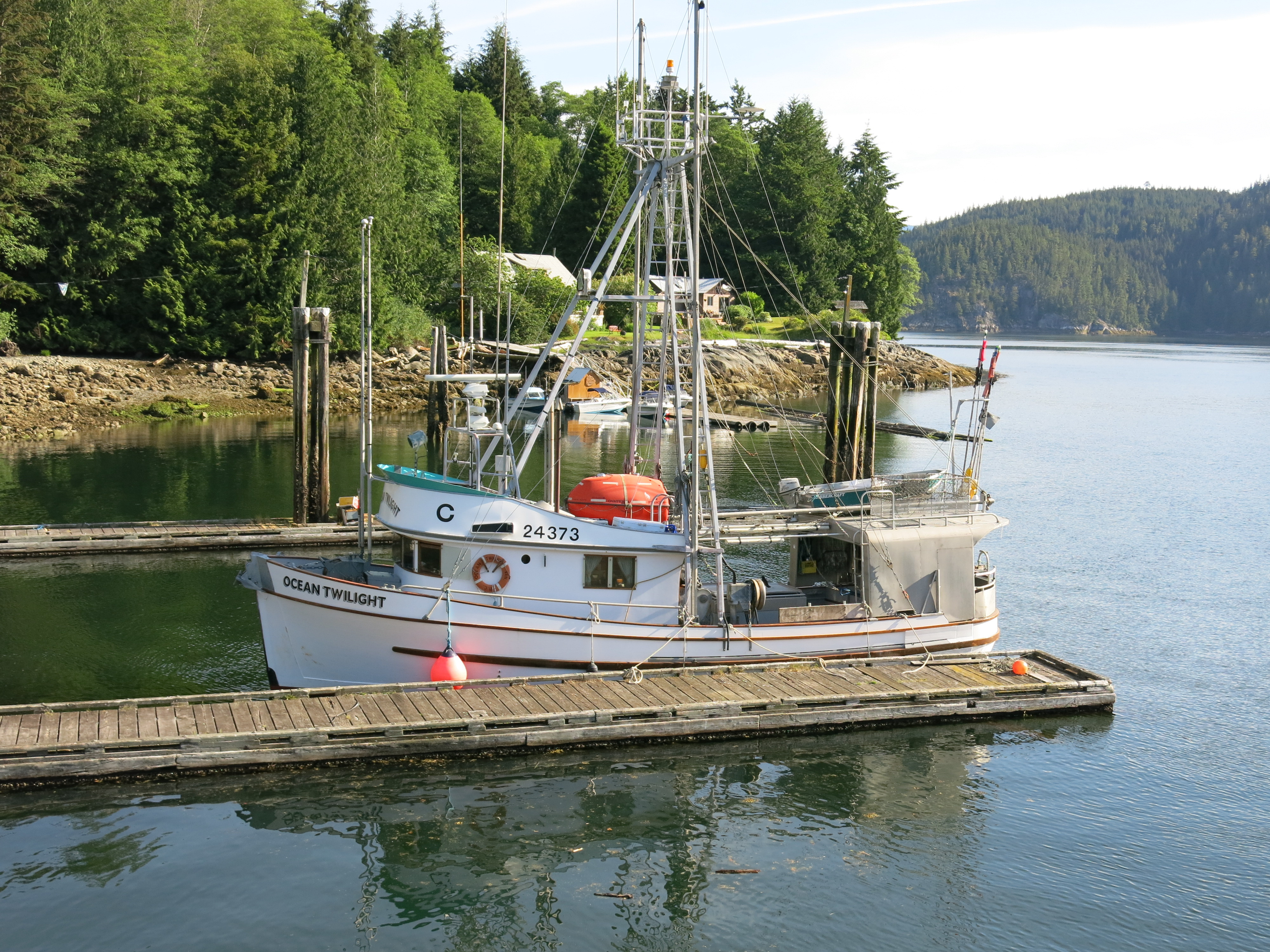 Halibut Vessel