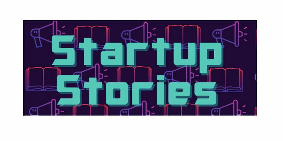 Startup Stories: Chapter 5