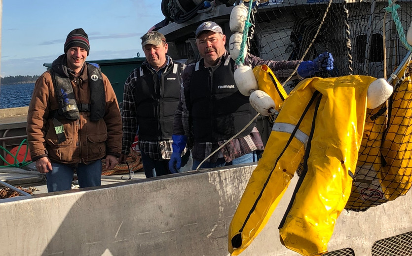 High-pressure herring fishery becoming safer as new generation takes the helm