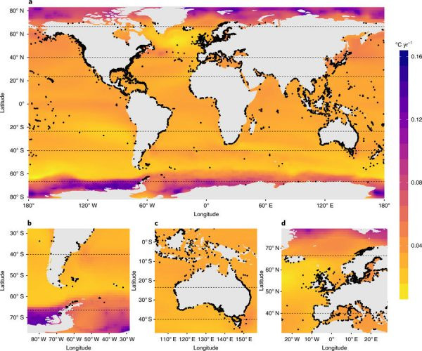 MPAs will suffer, along with the rest of the ocean, as the planet warms