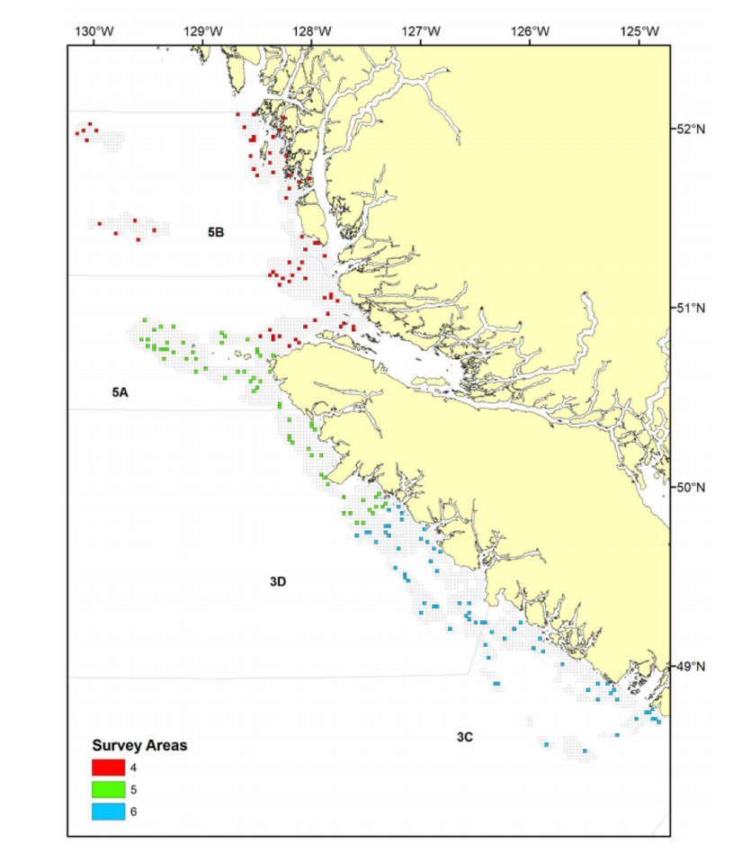 Commercial Halibut Fishermen Collect Critical Scientific Data for Rockfish and Groundfish Species