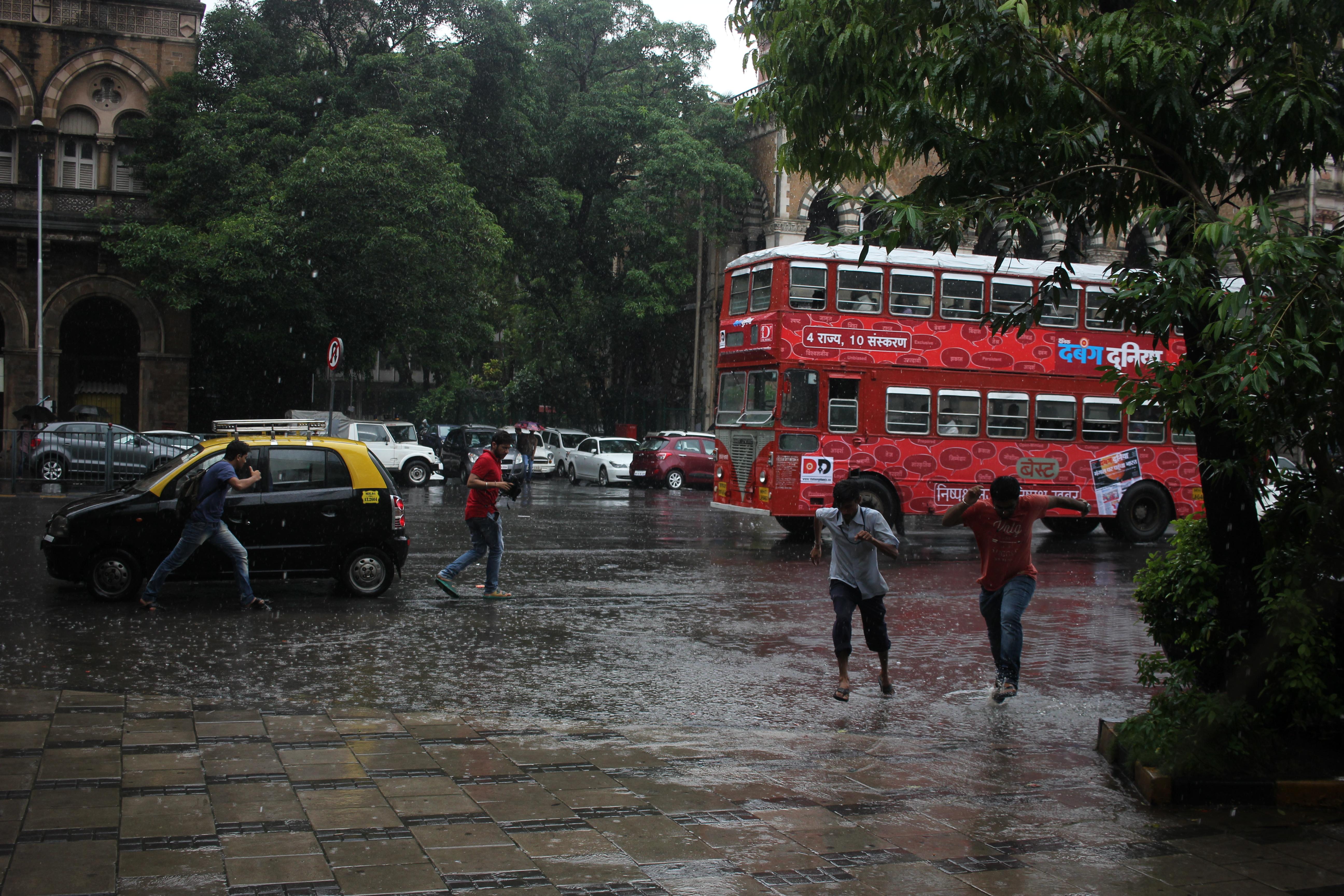 Mumbai, 2015