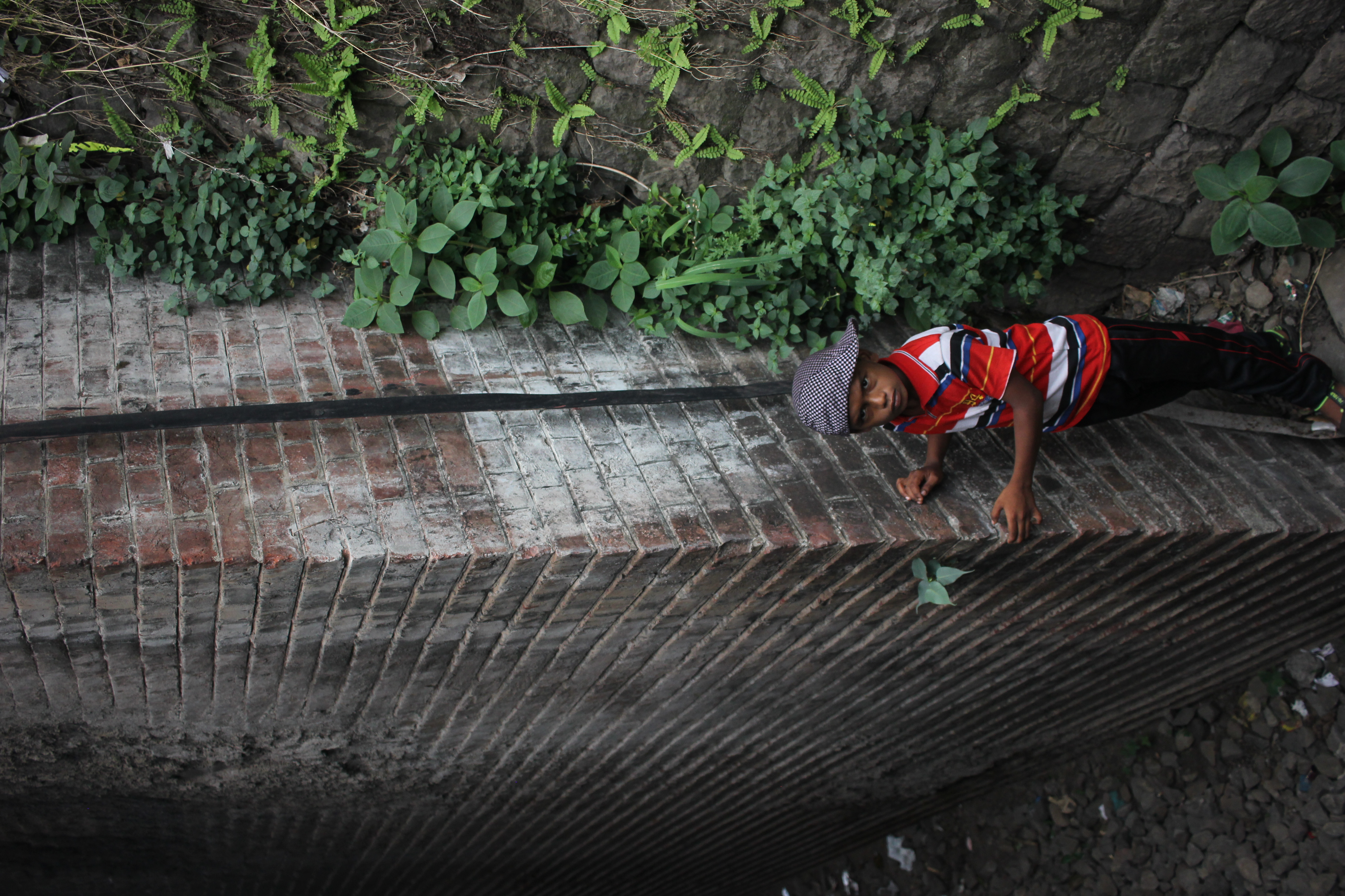 After the Tunnel, India, 2015