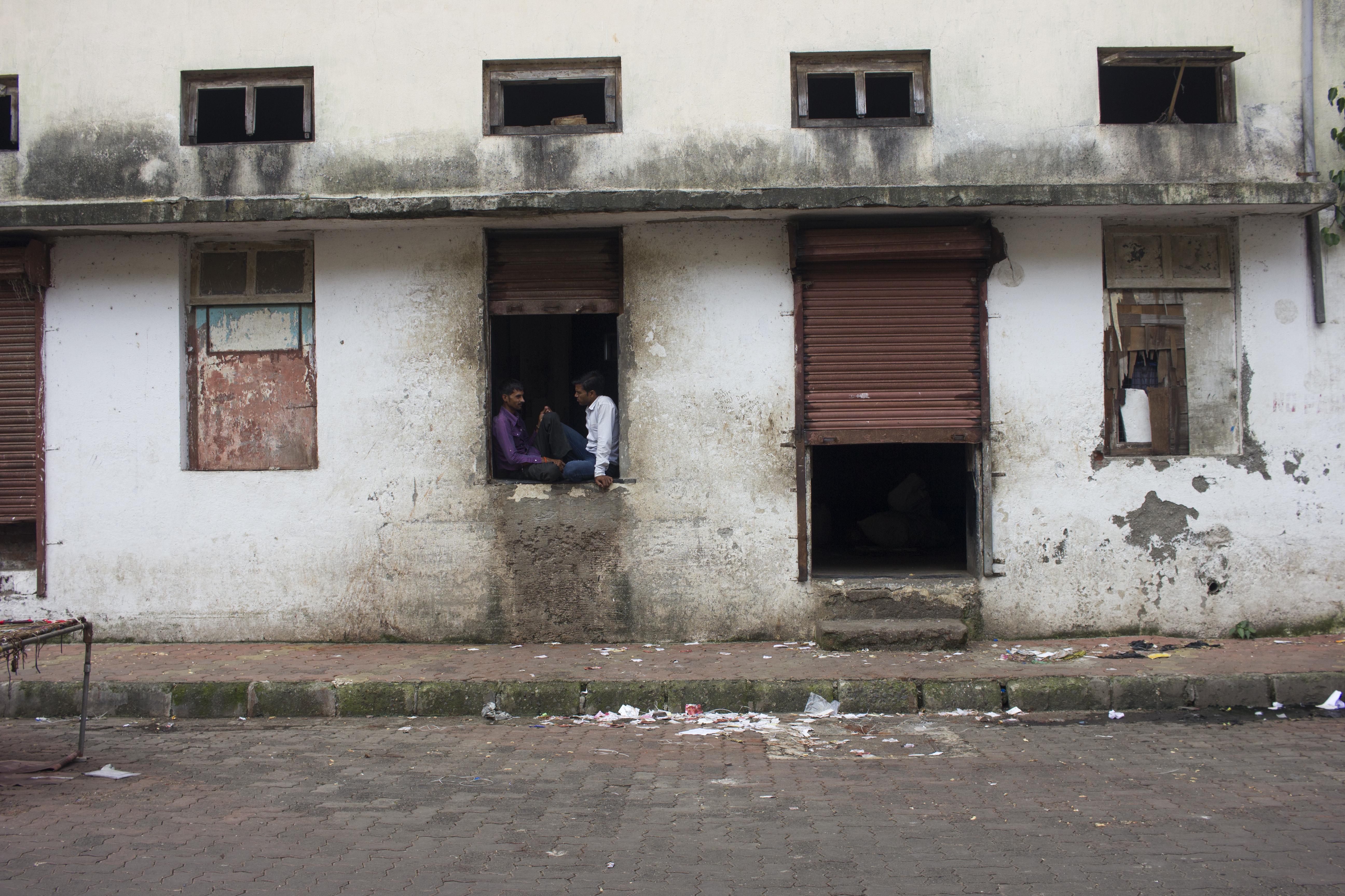 Framed Conversations, India, 2015