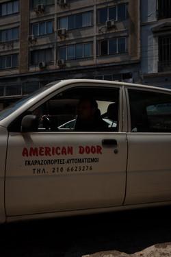 American Door, Athens