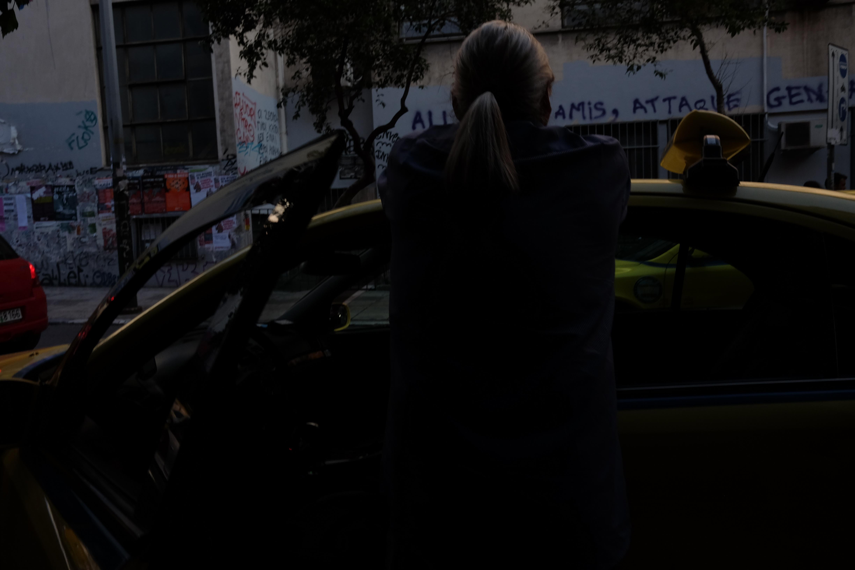 Cab Driver, Athens