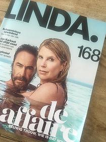 Linda magazine met Rosenberg Skin Clinic