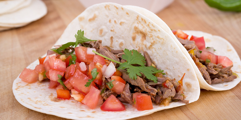 Taco Night with Mobile Food Fleet