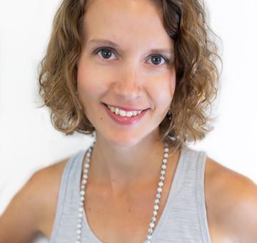 Melanie Vincent, yoga teacher of the week