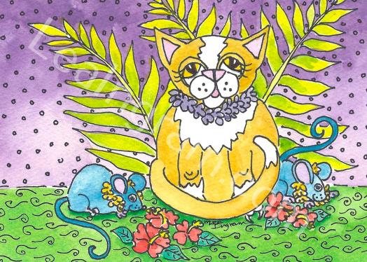 Aloha Cat-n