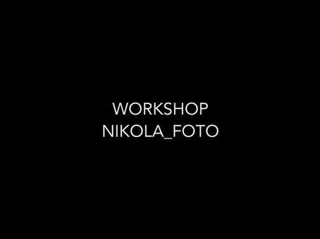 Видео с двухдневного мастер-класса по студийной съемке