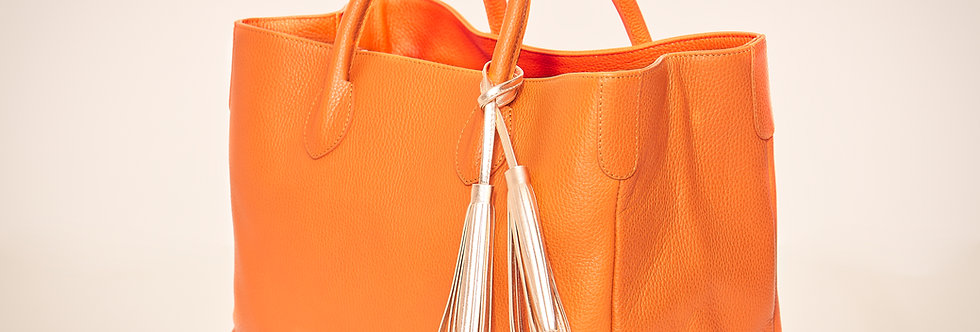 Milena Grand Bisou orange