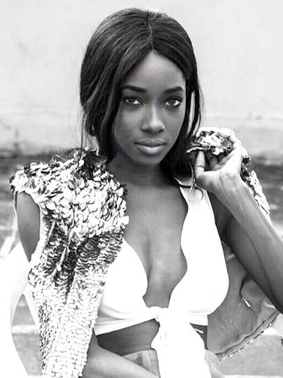 Ami-black model-african model-asian model-female model-hong kong-model agency-hk talents.j