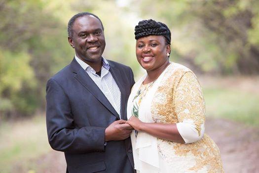 Meet James and Maria Murunga….