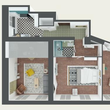 Appartement R.