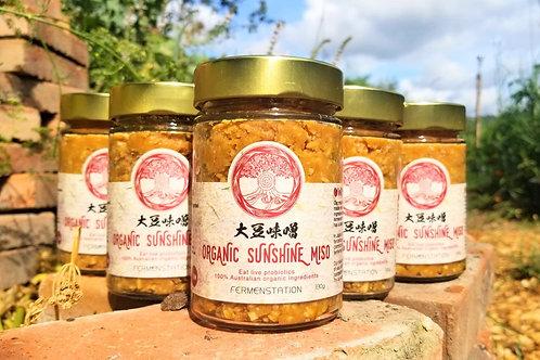 Organic brown rice Miso