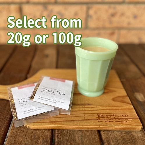 Organic CHAI Tea *Select 20g or 100g