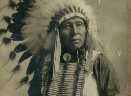 The Wolf and the Chief, my NDE experience