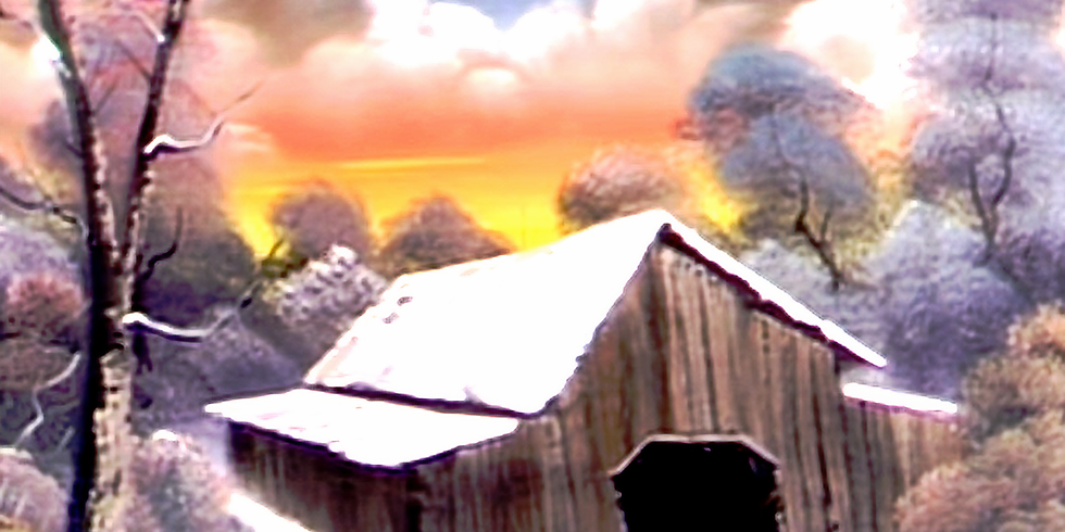 Landscape- Barn