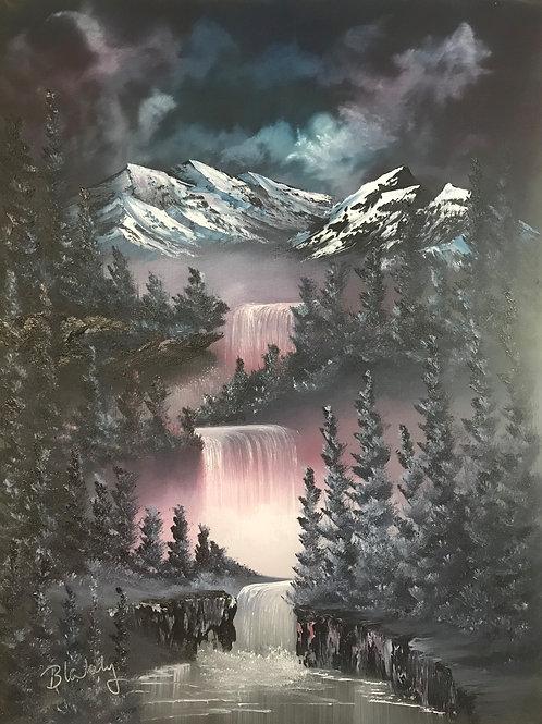 Triple Water Fall